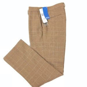 Pants - Ralph Lauren NEW NWT Plaid Wool Camaron Pants
